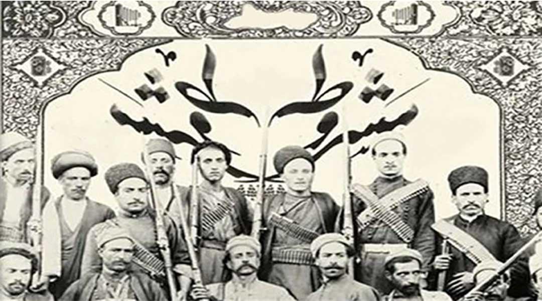 انگلیس و انقلاب مشروطه ۱۹۰۹- ۱۹۰۶
