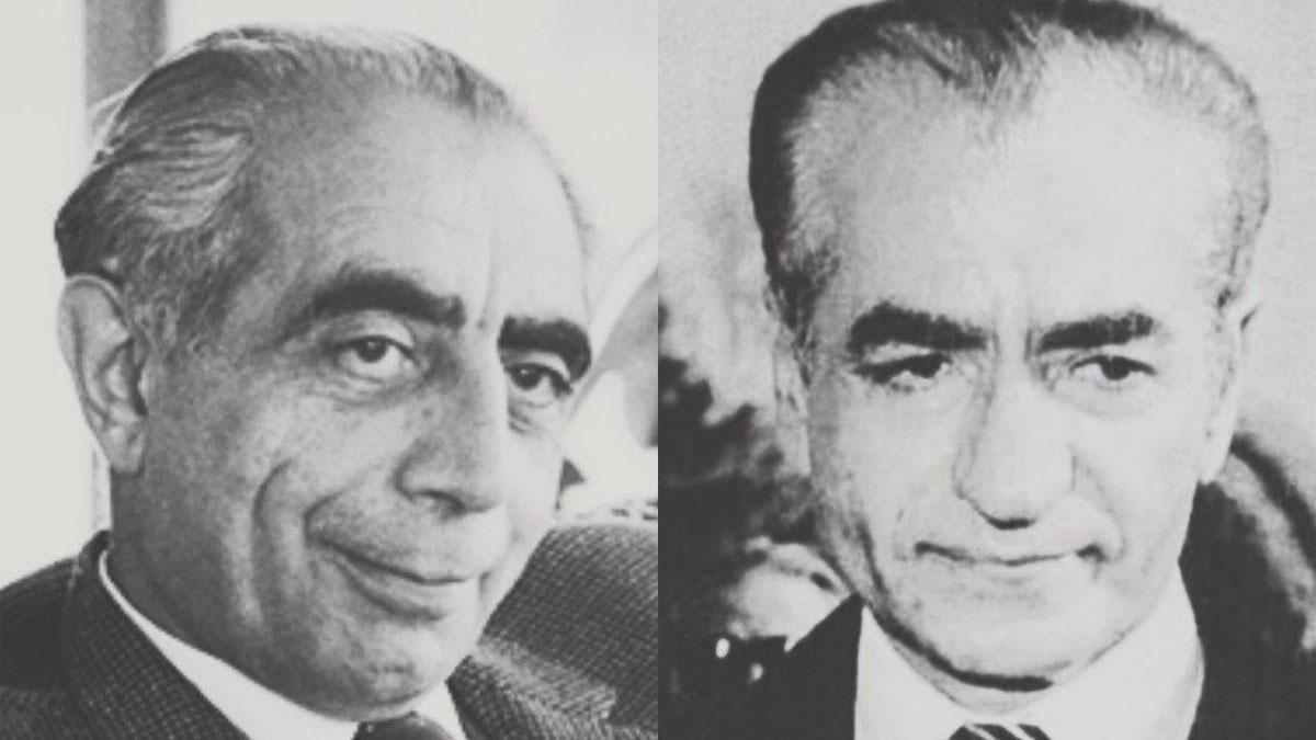 متن و فایل صوتی کامل پیاده شده از نوار مکالمه محمدرضا پهلوی با دکتر علی امینی دیماه 1357