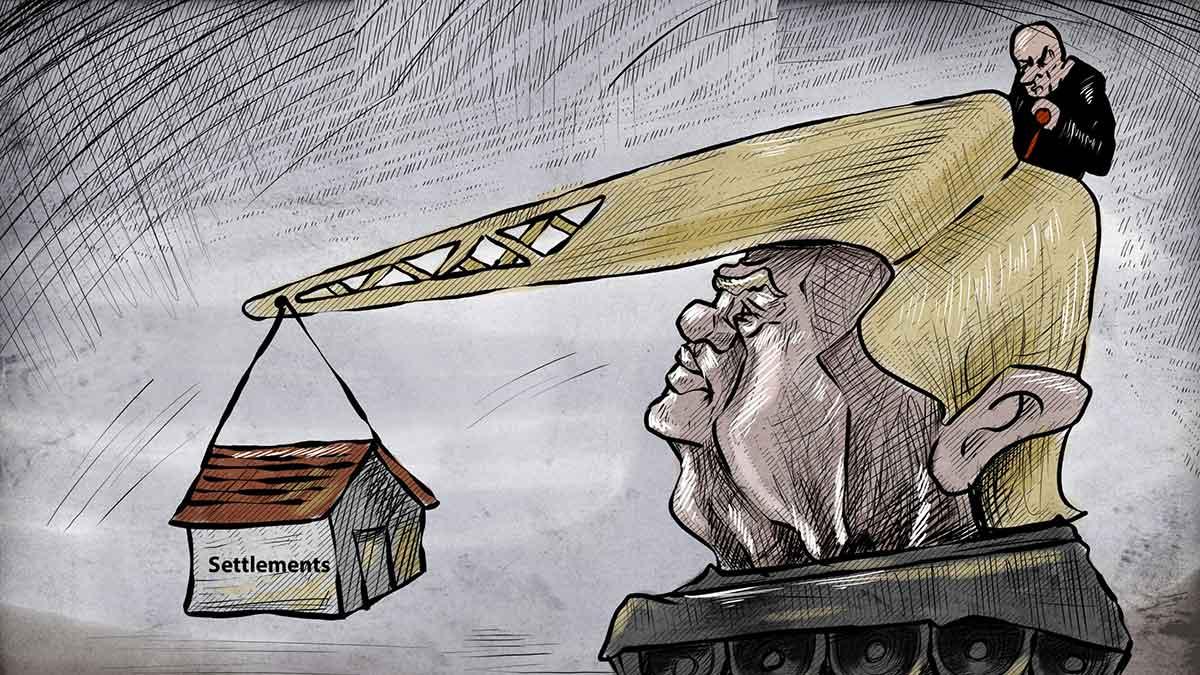 محکومیت تصمیم اسرائیل مبنی بر توسعه شهرکسازیهایش