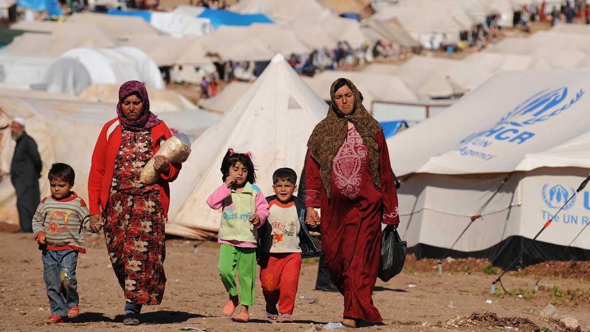 اعتراض عفو بین الملل به عملکرد کشورهای ثروتمند در قبال پناهجویان