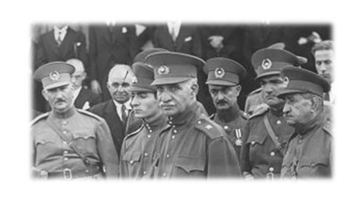 آمارنامهٔ اقتصاد ایران در آستانهٔ جنگ جهانی دوم