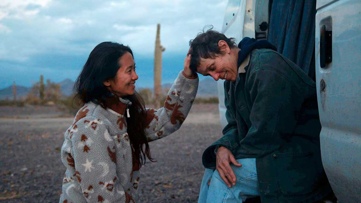 Nomadland (سرزمین آوارهها) فیلمی شایسته دیدن