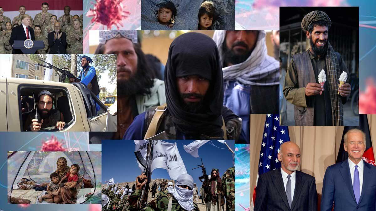 ویروس افراطگرایی و پاندمی طالبان