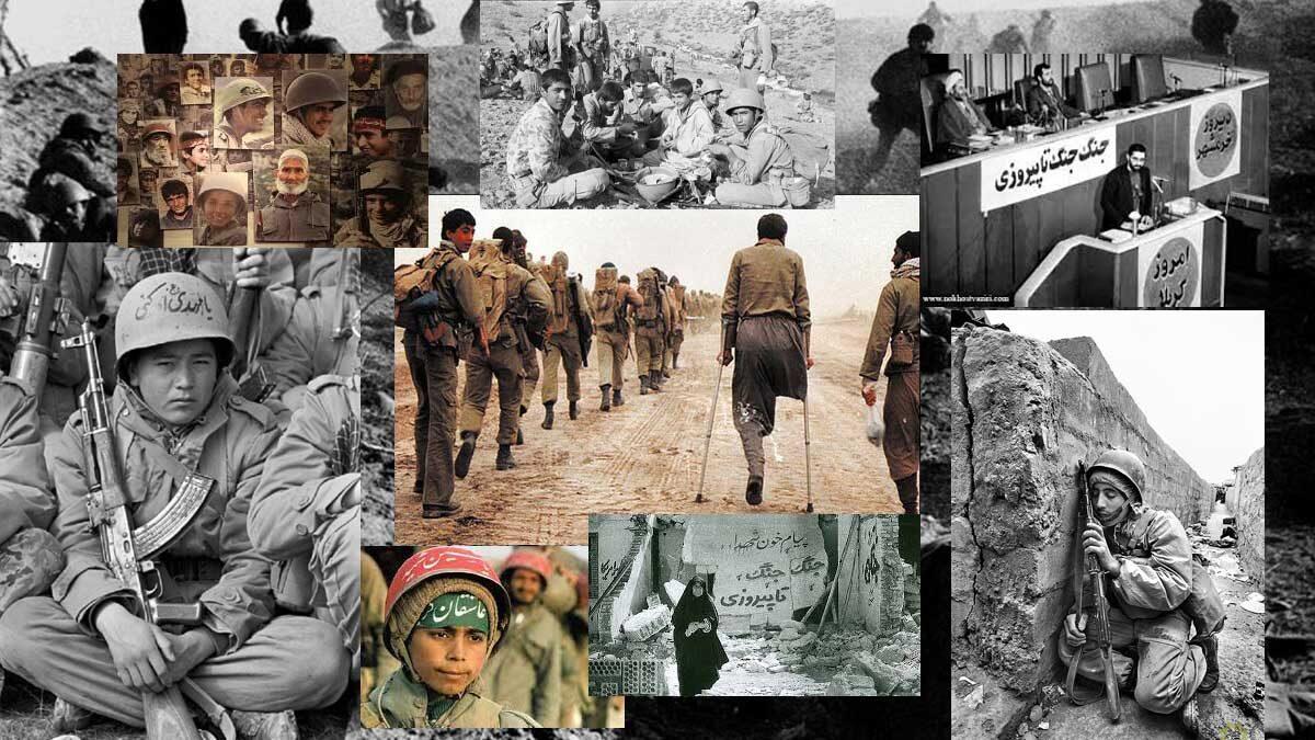 فرماندهی جنگ ایران و عراق، خدمت یا خیانت؟